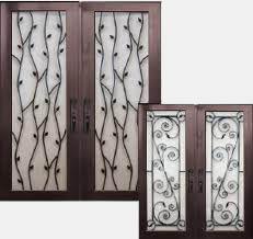 Door Inserts & Toronto Wrought Iron Door Inserts - Pro Weld