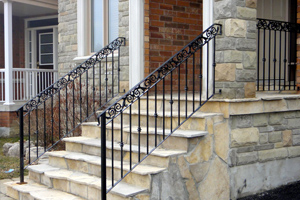 Toronto Wrought Iron Railings And Canopie Services By Pro Weld
