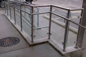 Toronto Stainless Steel Railing Experts By Pro Weld